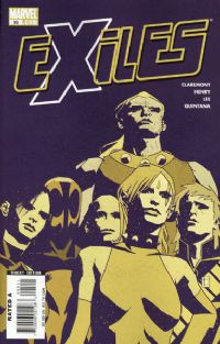 Marvel Comics, Inc., Exiles, Issue: 95,  2007