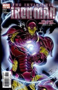 Marvel Comics, Inc., The Invincible Iron-Man (3rd Series), Issue: 62,  2003